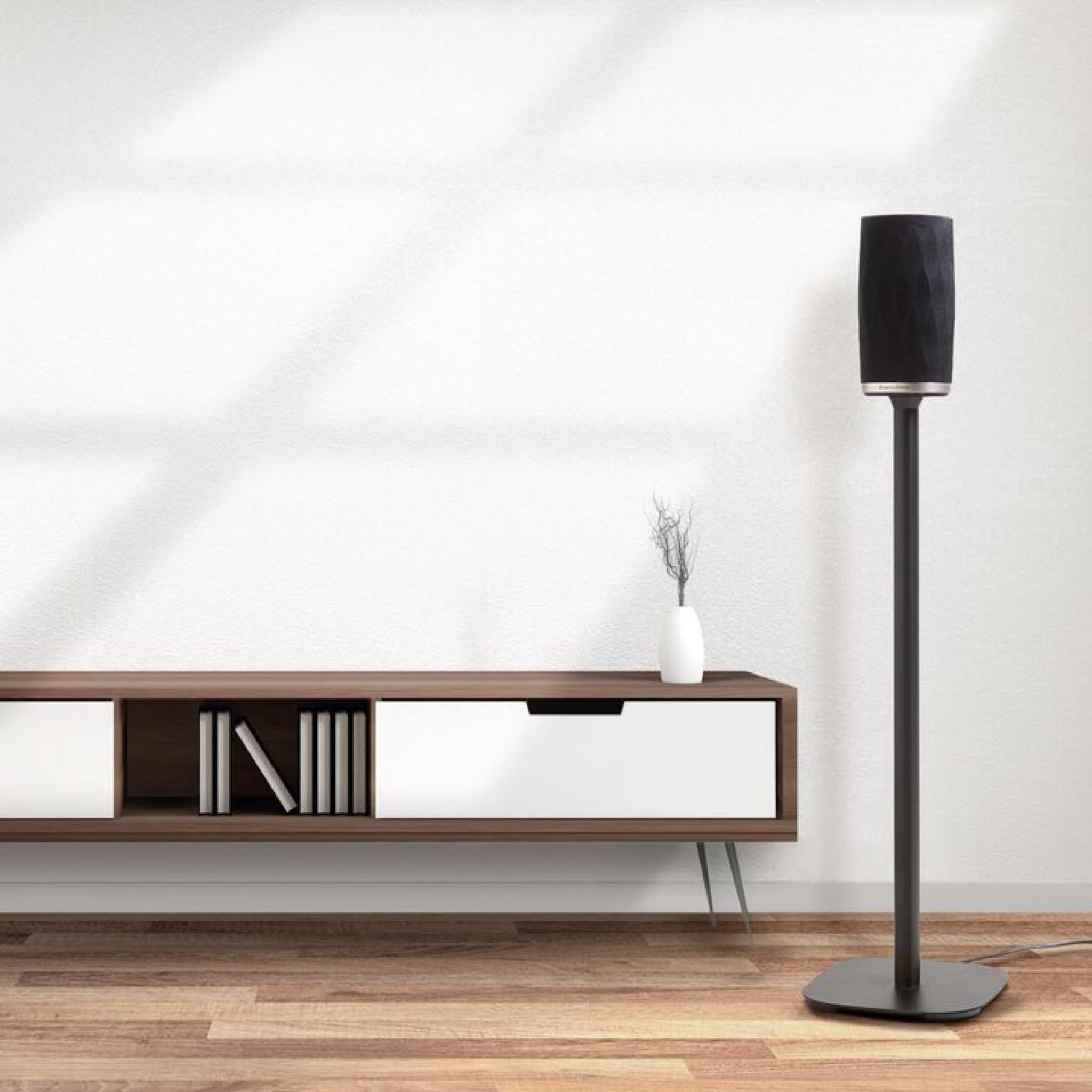 Bowers & Wilkins Formation Flex Floor Stand by Vogel's, Bowers & Wilkins, Speaker Stand - AVStore.in