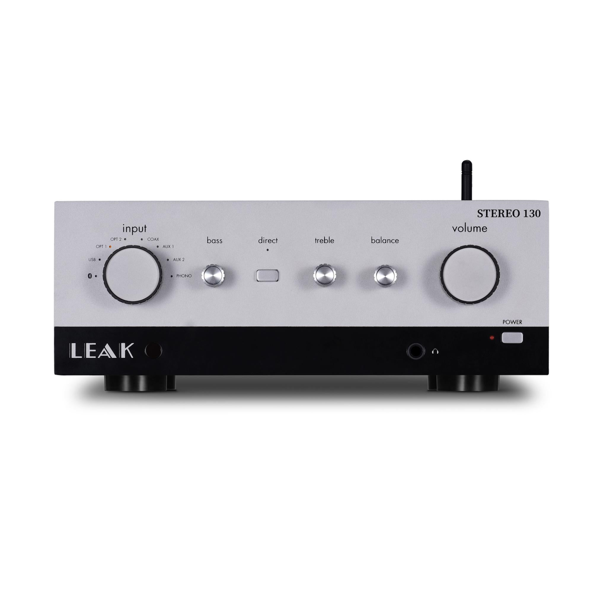 LEAK Audio Stereo 130 - Integrated Stereo Amplifier, LEAK Audio, Integrated Amplifier - AVStore.in