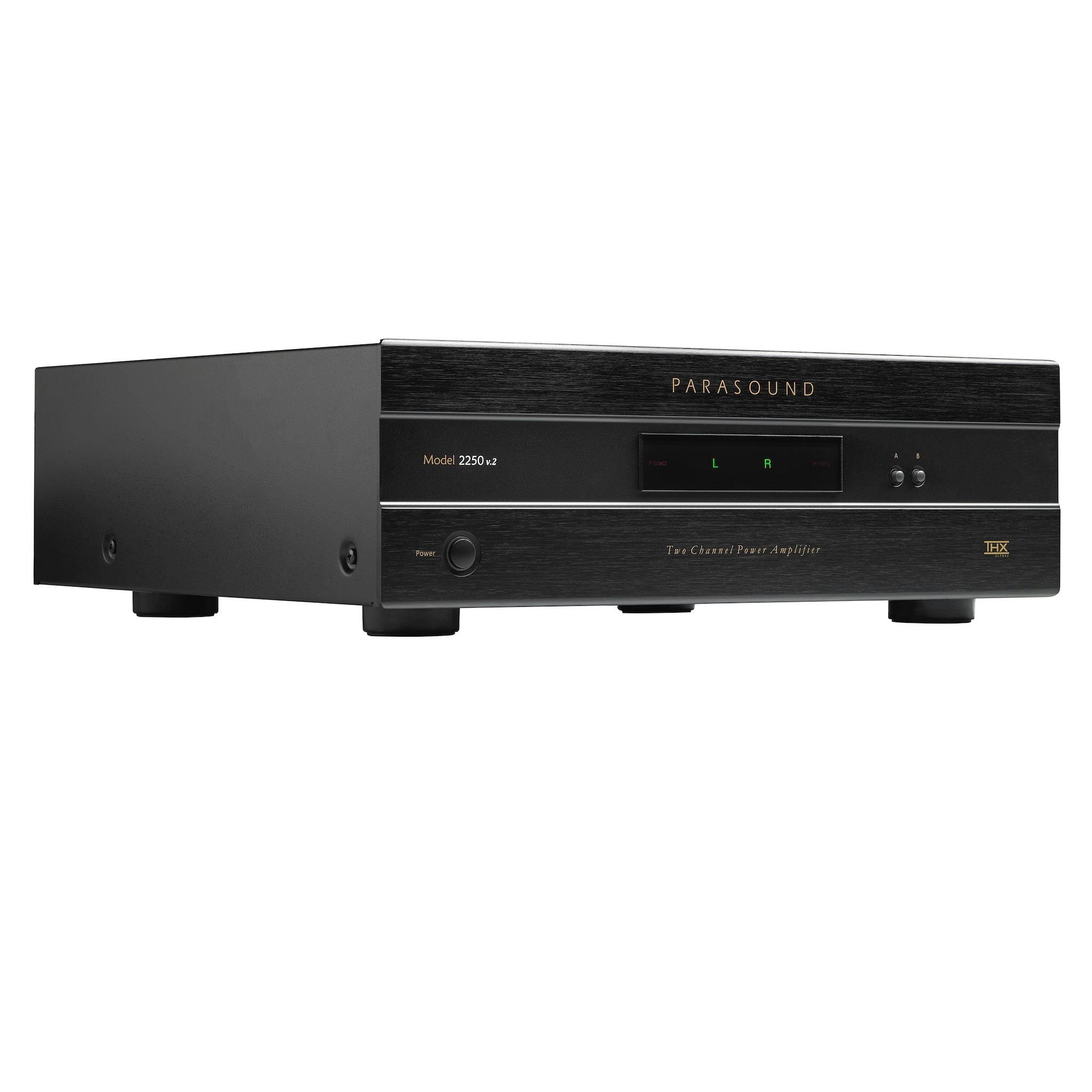 Parasound NewClassic 2250 v.2 - 2 Channel Power Amplifier - AVStore