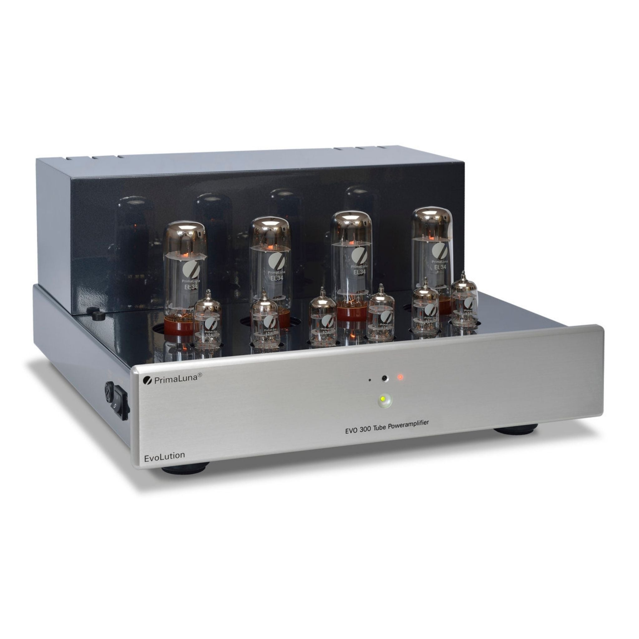 PrimaLuna Evo 300 Power - Tube Power Amplifier - AVStore