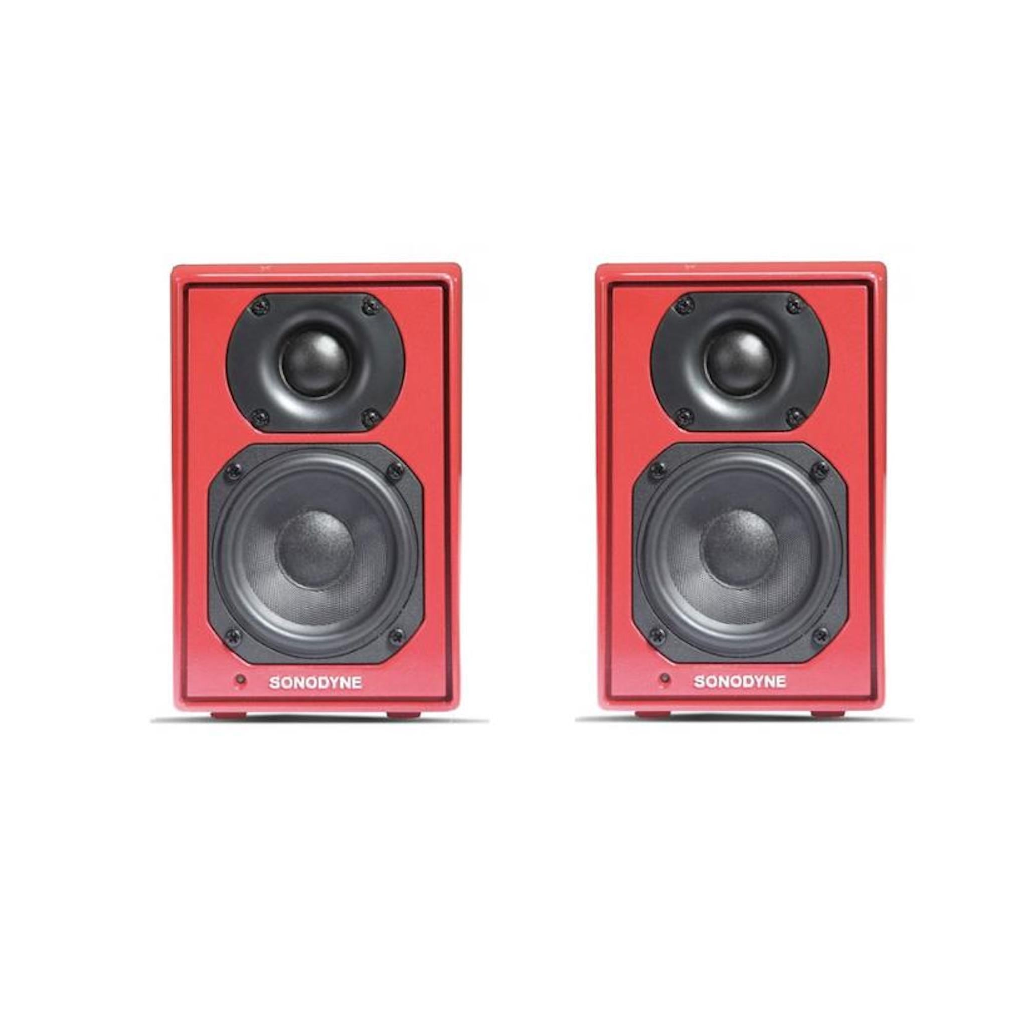 Sonodyne SRP 201 - Active Bookshelf Speaker - Pair, Sonodyne, Active Bookshelf Speaker - AVStore.in