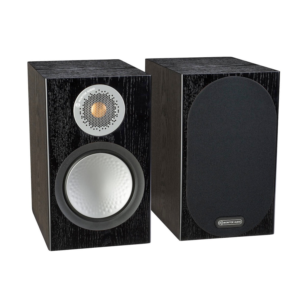 Monitor Audio Silver 50 - Bookshelf Speaker - Pair, Monitor Audio, Bookshelf Speaker - AVStore.in