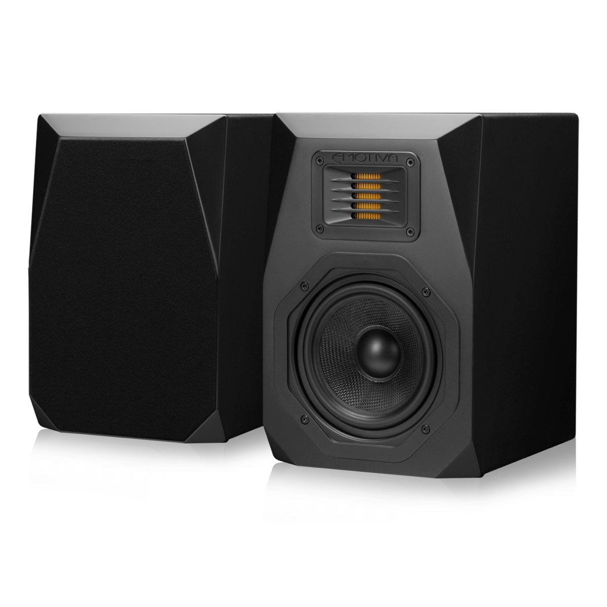 Emotiva Airmotiv B1+ - Bookshelf Speaker - Pair, Emotiva, Bookshelf Speaker - AVStore.in