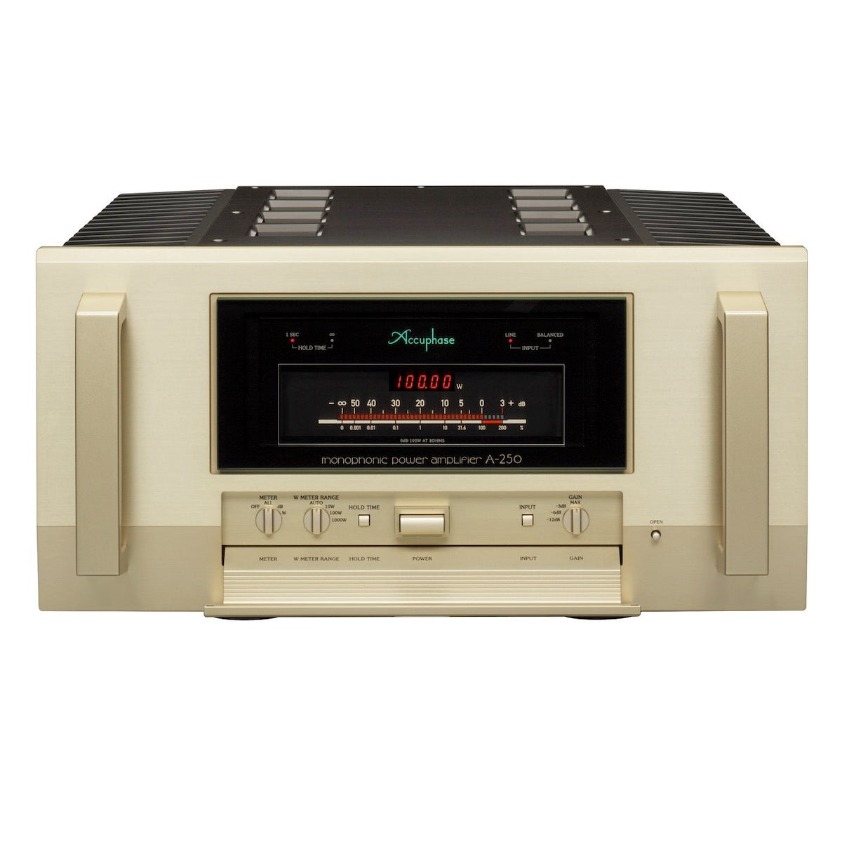 Accuphase A-250 - Monophonic Power Amplifier - AVStore.in