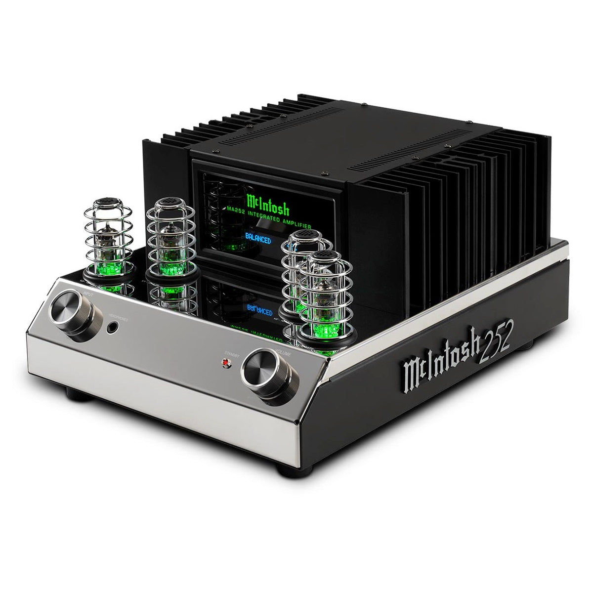 McIntosh Labs MA252 - 2-Channel Integrated Amplifier - AVStore.in