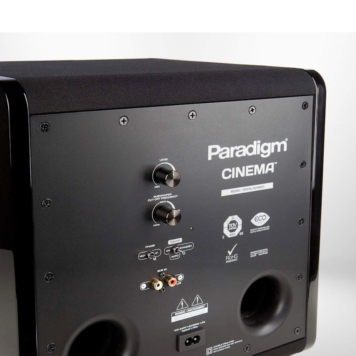 Paradigm Cinema Sub - Active Subwoofer, Paradigm, Active Subwoofer - AVStore.in