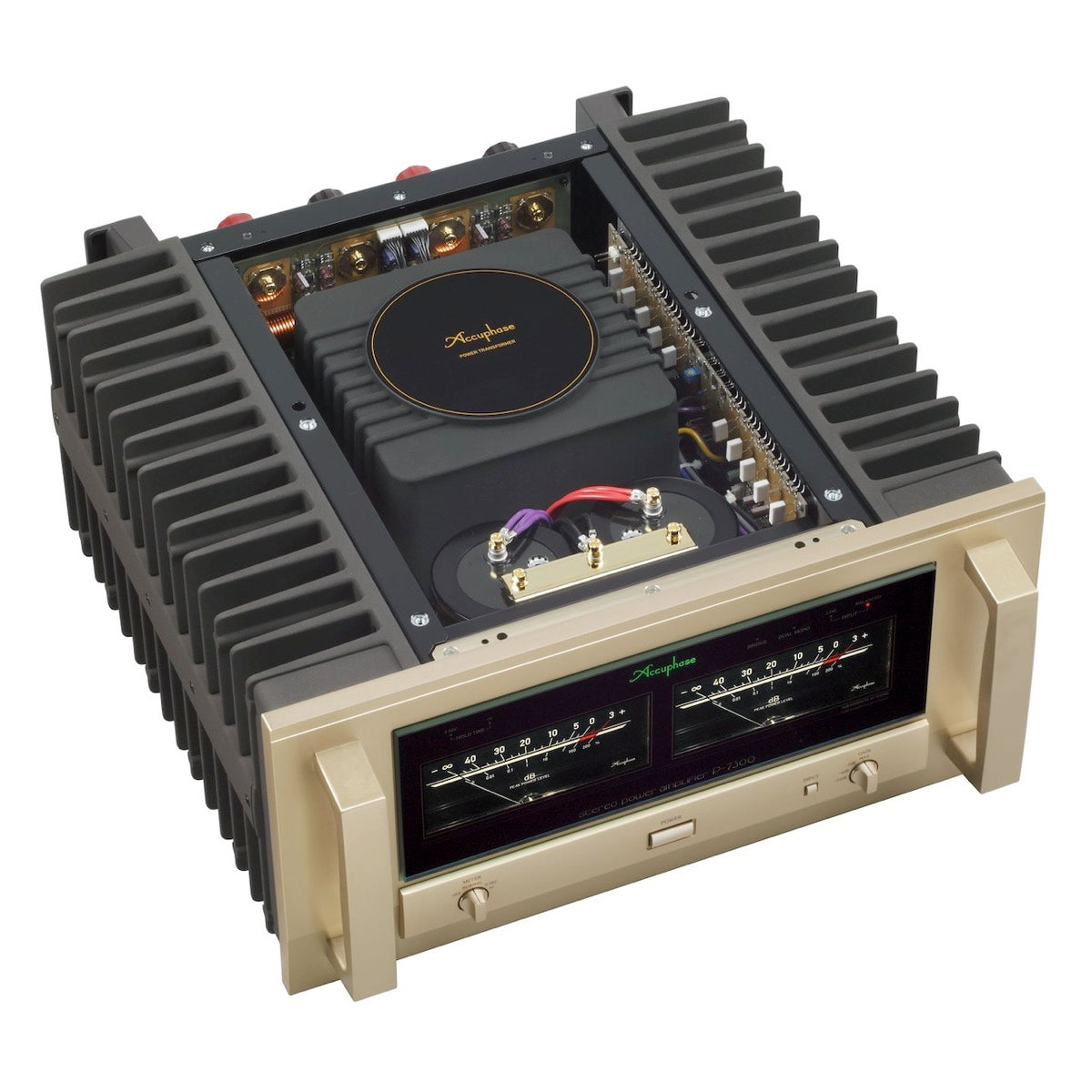 Accuphase P-7300 - Stereo Power Amplifier, Accuphase Laboratory, Inc., Power Amplifier - AVStore.in