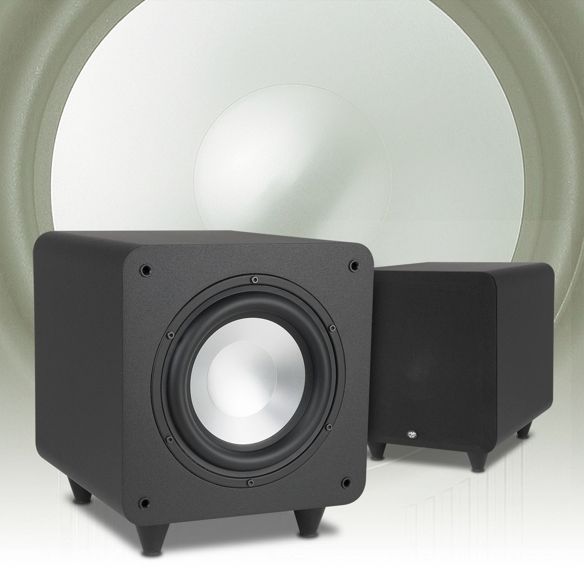 RBH Sound S-8 - Active Subwoofer - AVStore.in