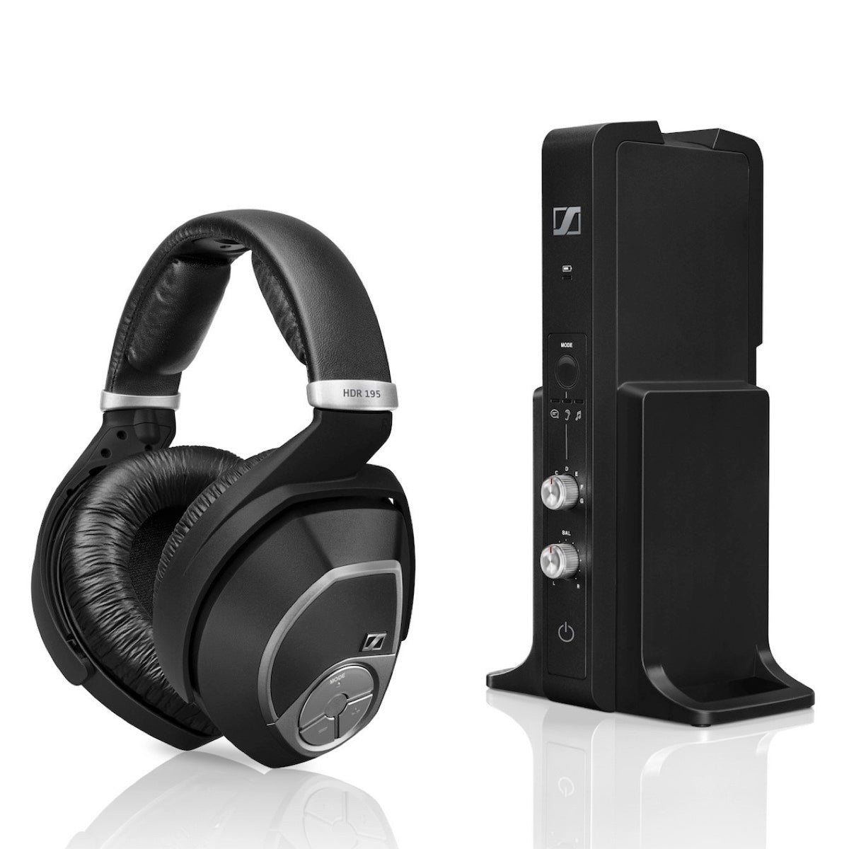Sennheiser RS 195 - RF Wireless Headphone - AVStore