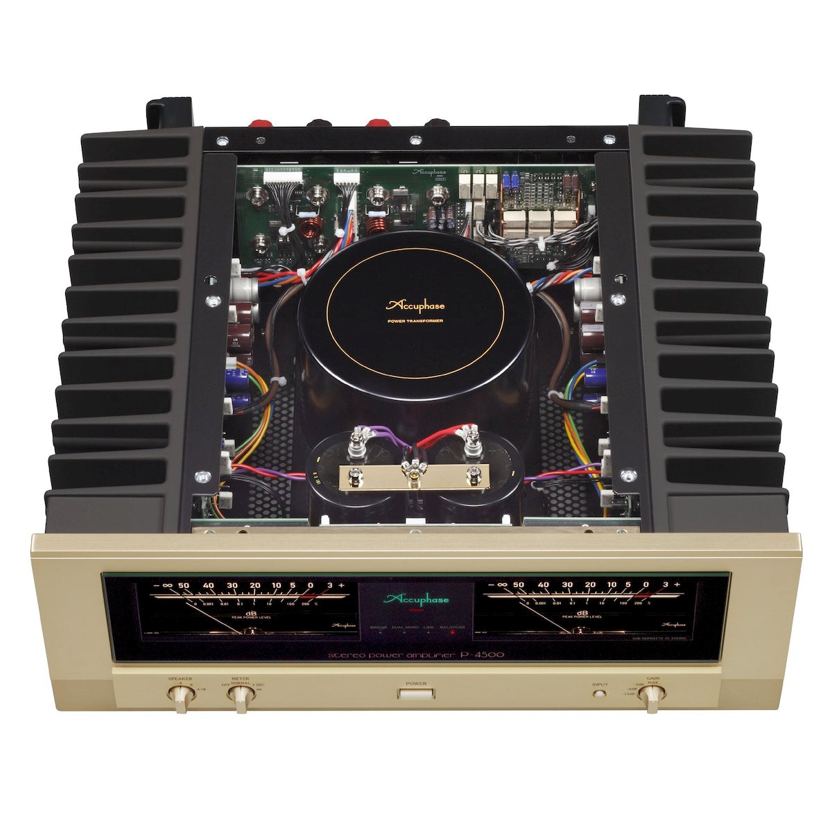 Accuphase P-4500 - Stereo Power Amplifier - AVStore.in