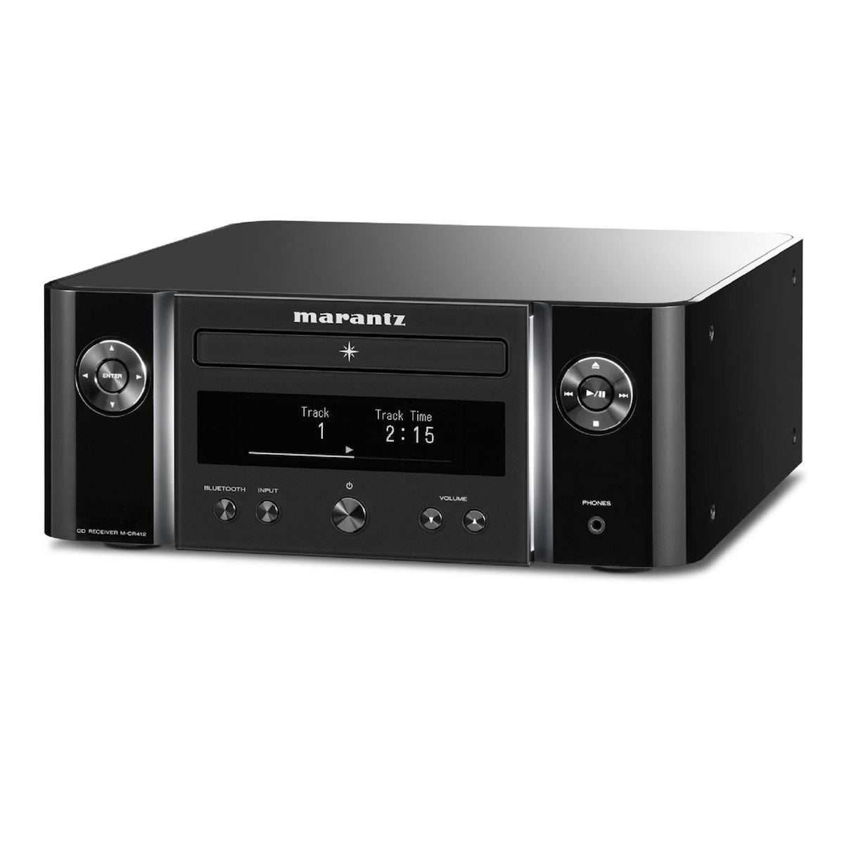 Marantz Melody M-CR412 - Bluetooth CD Receiver, Marantz, Integrated Amplifier - AVStore.in