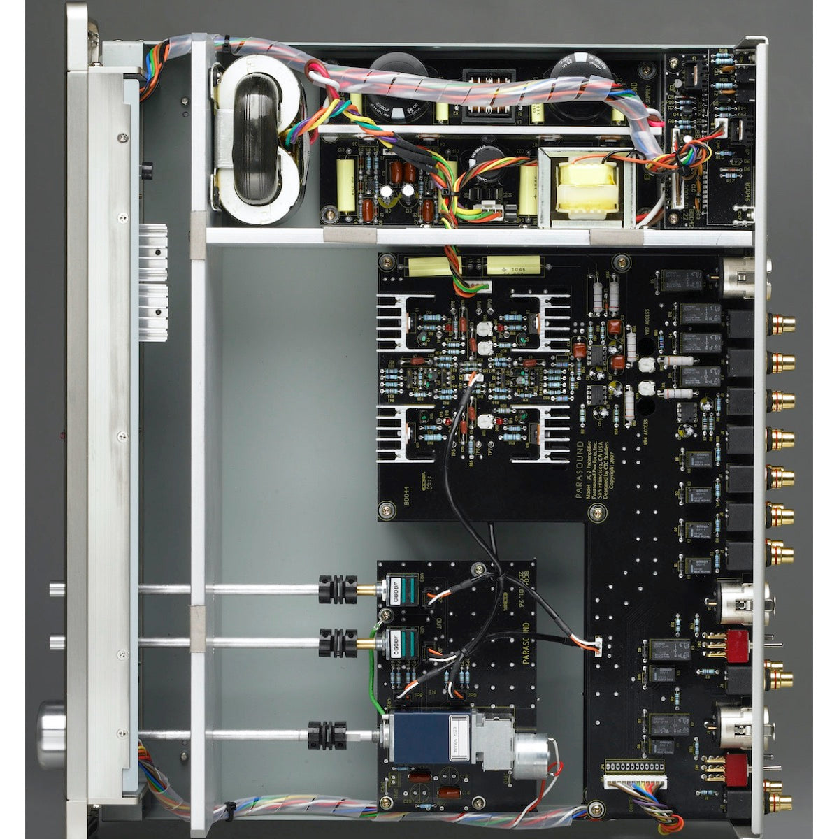 Parasound Halo JC 2 BP - Preamplifier with Bypass, Parasound, Preamplifier - AVStore.in
