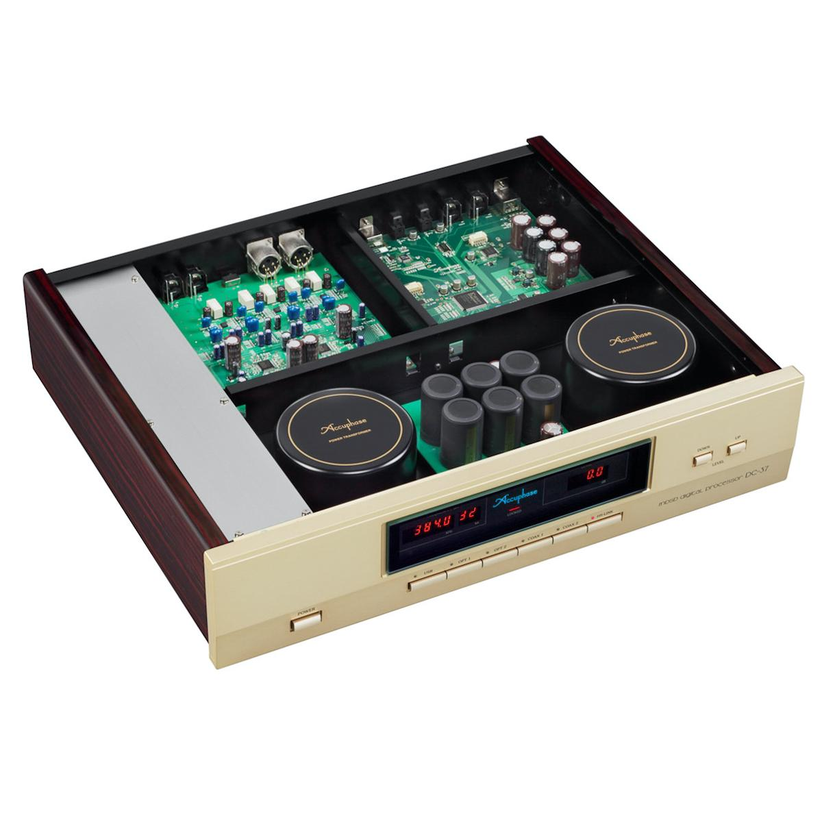 Accuphase DC-37 - MDSD Digital Processor, Accuphase Laboratory, Inc., Digital Signal Processor - AVStore.in