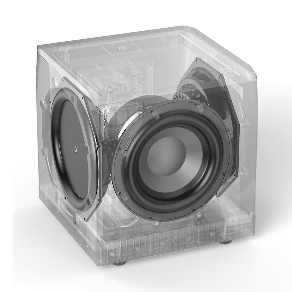Definitive Technology SuperCube 6000 - Active Subwoofer, Definitive Technology, Active Subwoofer - AVStore.in