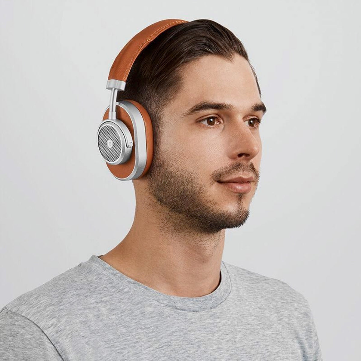 Master & Dynamic MW65 - Active Noise Cancelling Wireless Headphones, Master & Dynamic, Wireless Headphone - AVStore.in