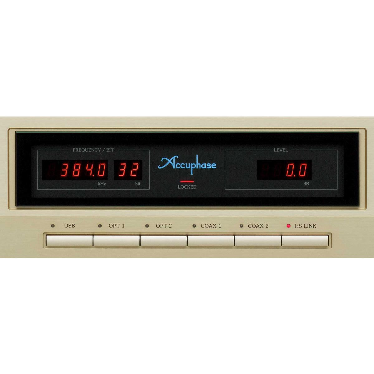Accuphase DC-37 - MDSD Digital Processor - AVStore.in