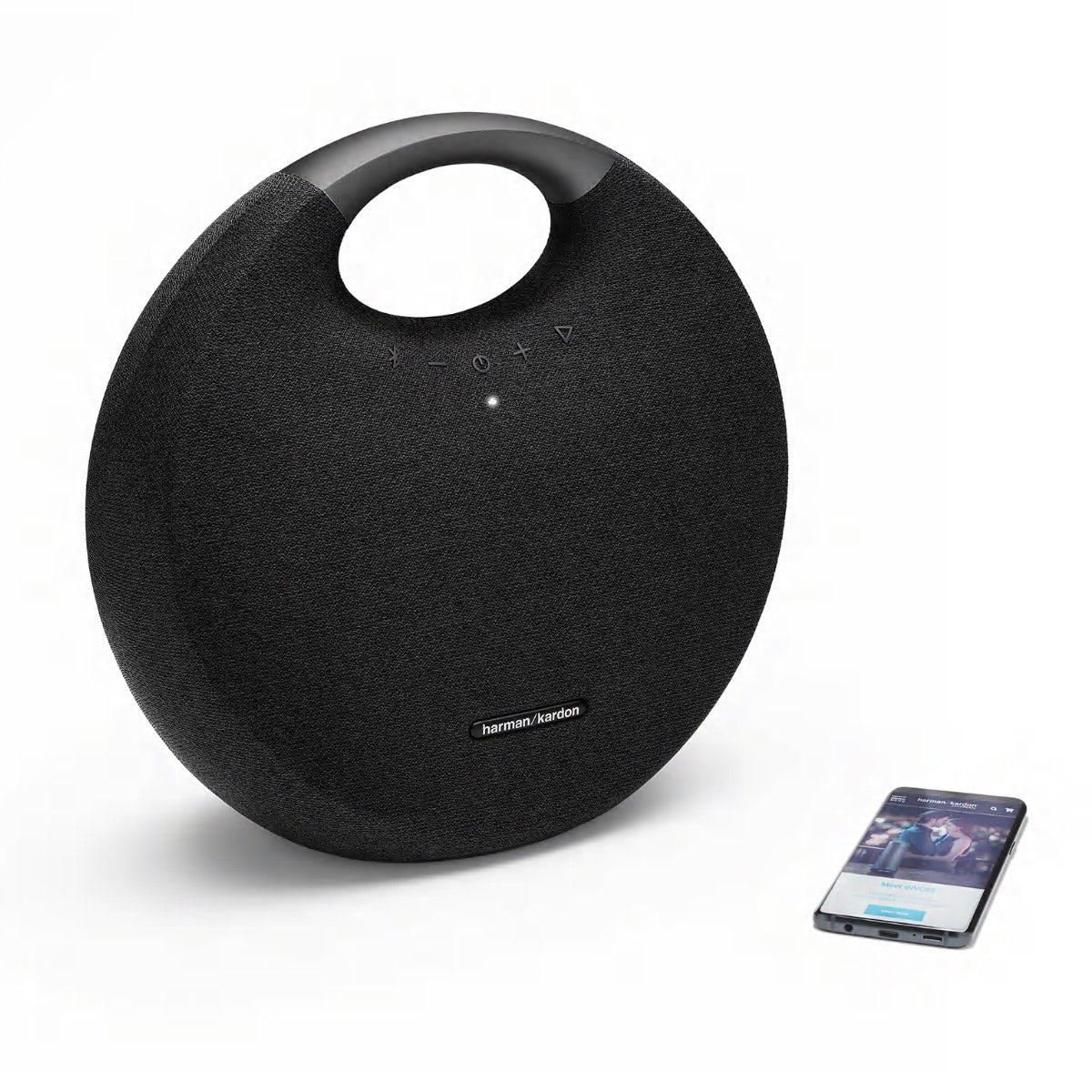 Harman Kardon Onyx Studio 6 - Portable Bluetooth speaker, Harman Kardon, Portable Bluetooth Speaker - AVStore.in
