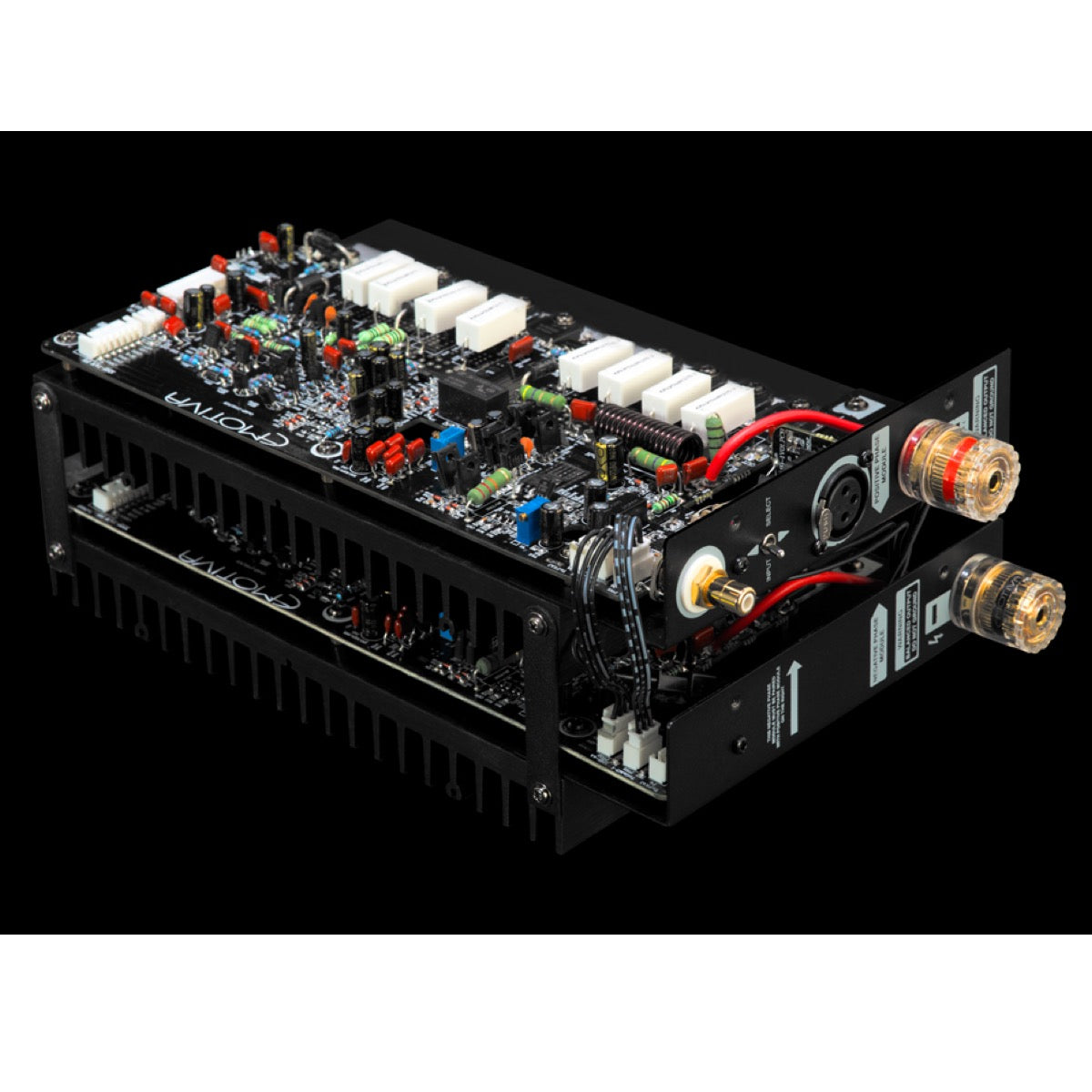 Emotiva XPA DR-3 - Differential Reference™ Three-Channel Power Amplifier - AVStore
