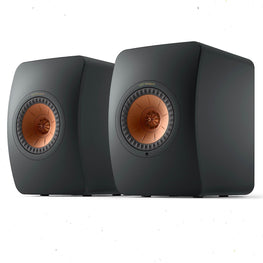 KEF LS50 Wireless 2 - Active Bookshelf Speaker - Pair - AVStore