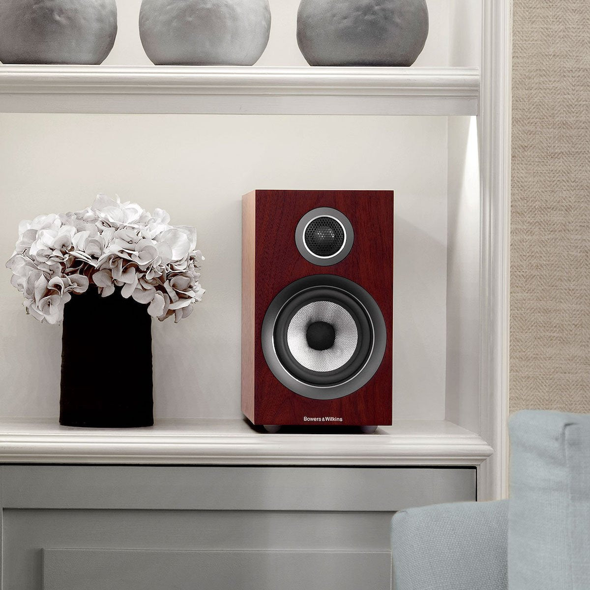 Bowers & Wilkins 707 S2 - Bookshelf Speaker - Pair, Bowers & Wilkins, Bookshelf Speaker - AVStore.in