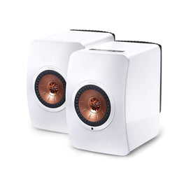 KEF LS50 Wireless - Wireless Music System, KEF, Bookshelf Speaker - AVStore.in