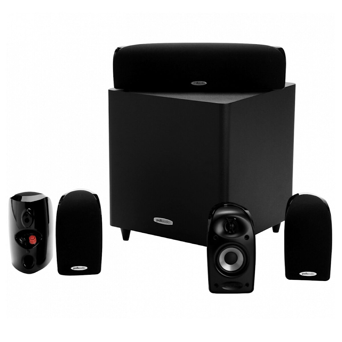 Polk Audio TL1600 - Speaker Package, Polk Audio, 5.1 Speaker Package - AVStore.in