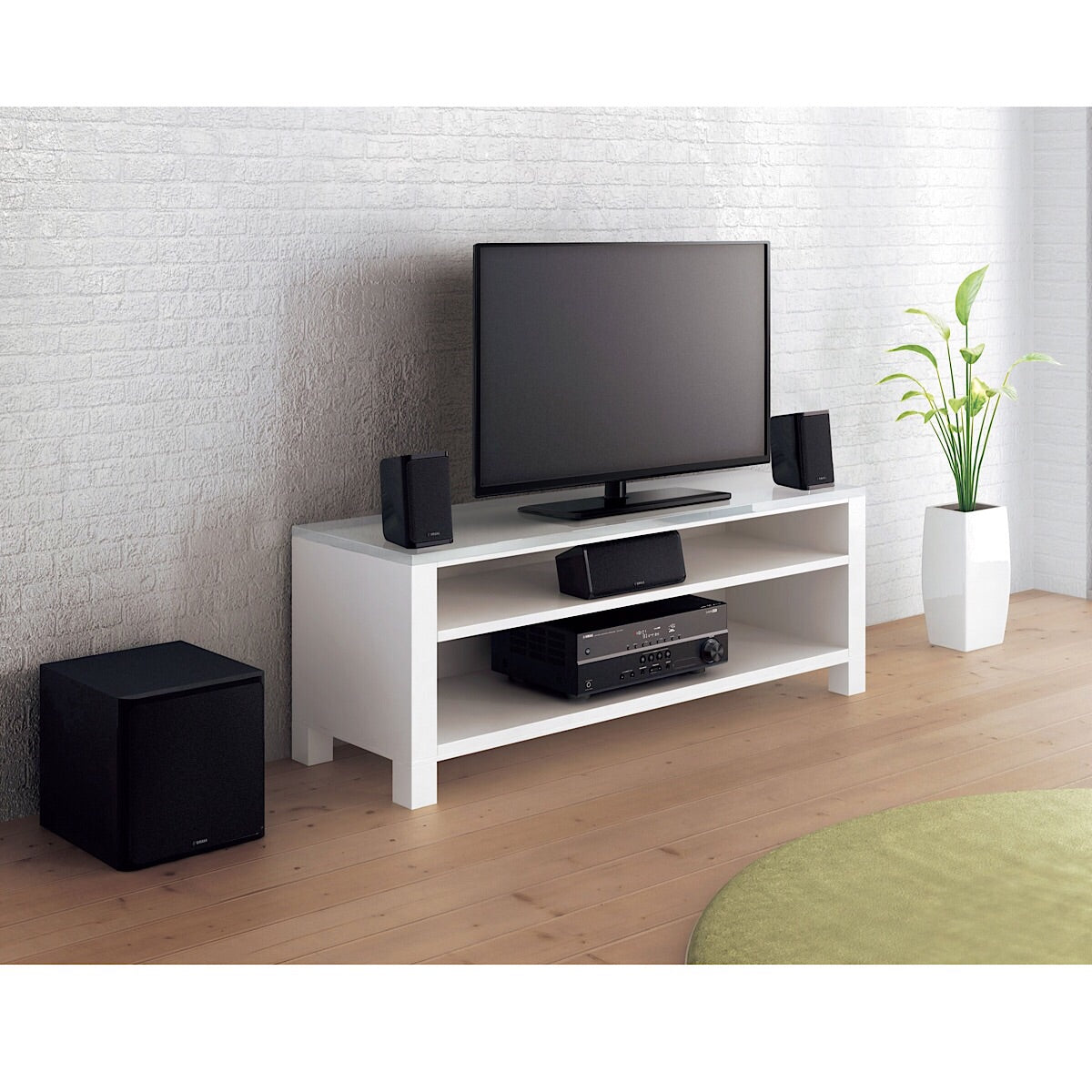 Yamaha YHT-1840 - Home Theatre System, Yamaha, Home Theatre in a box - AVStore.in