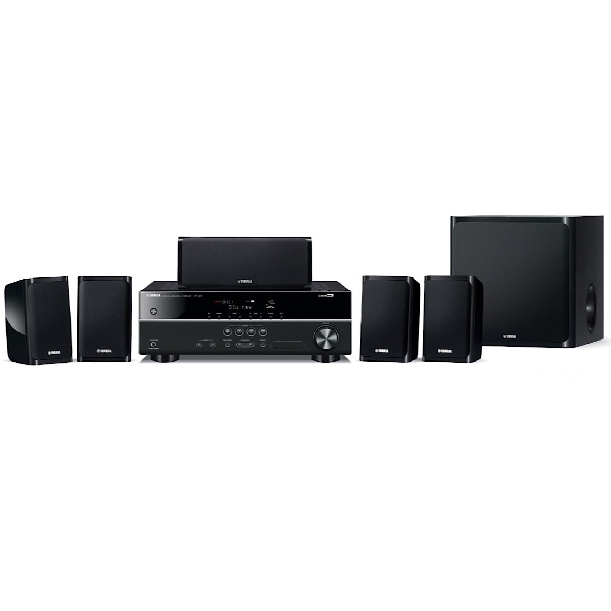 Yamaha YHT-1840 - Home Theatre System - AVStore.in