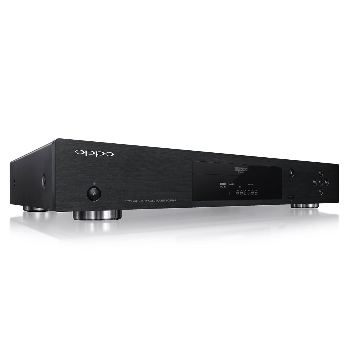Oppo UDP 203 4k Ultra HD Blu-ray Disc Player, Oppo, Digital Players & Streamers - AVStore.in