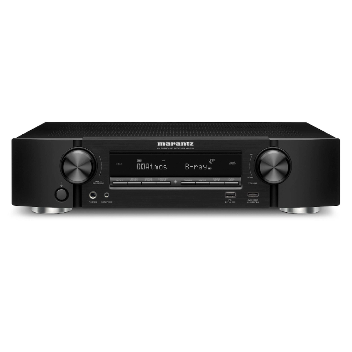 Marantz NR1710 - 7.2 Channel AV Receiver - AVStore.in