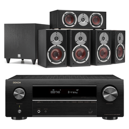 Dali Spektor Classic Pack 1 - 5.1 Channel, AVStore, Home Theatre Package - AVStore.in