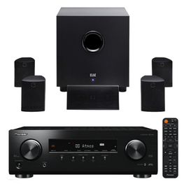 ELAC Cinema Classic Pack 1 - 5.1 Channel Home Theatre System - AVStore.in