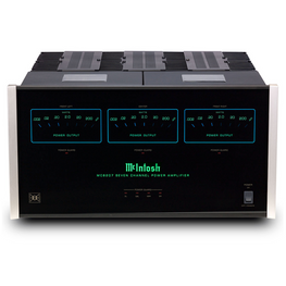 McIntosh Labs MC8207 - 7-Channel Solid State Amplifier - AVStore.in