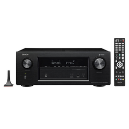 Denon AVR-X2400H - 7.2 Channel AV Receiver - AVStore.in
