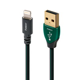 AudioQuest Forest Lightning to USB-A Cable, AudioQuest, USB Cable - AVStore.in