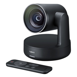 Logitech Rally Camera - 4K PTZ Conferencing Camera, Logitech, Webcam - AVStore.in