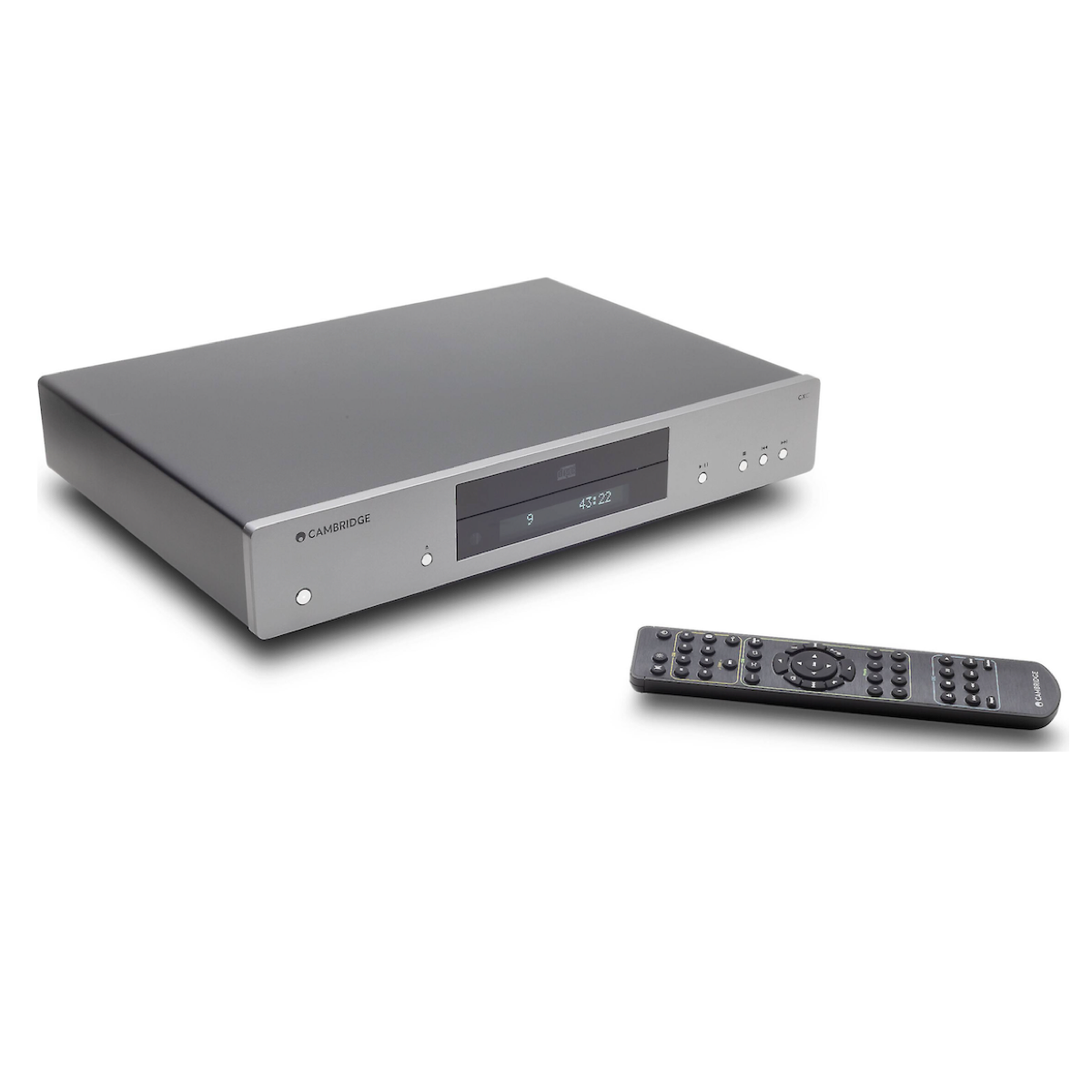 Cambridge Audio CXC v2 - CD Transport (Lunar Grey), Cambridge Audio, Digital Players & Streamers - AVStore.in