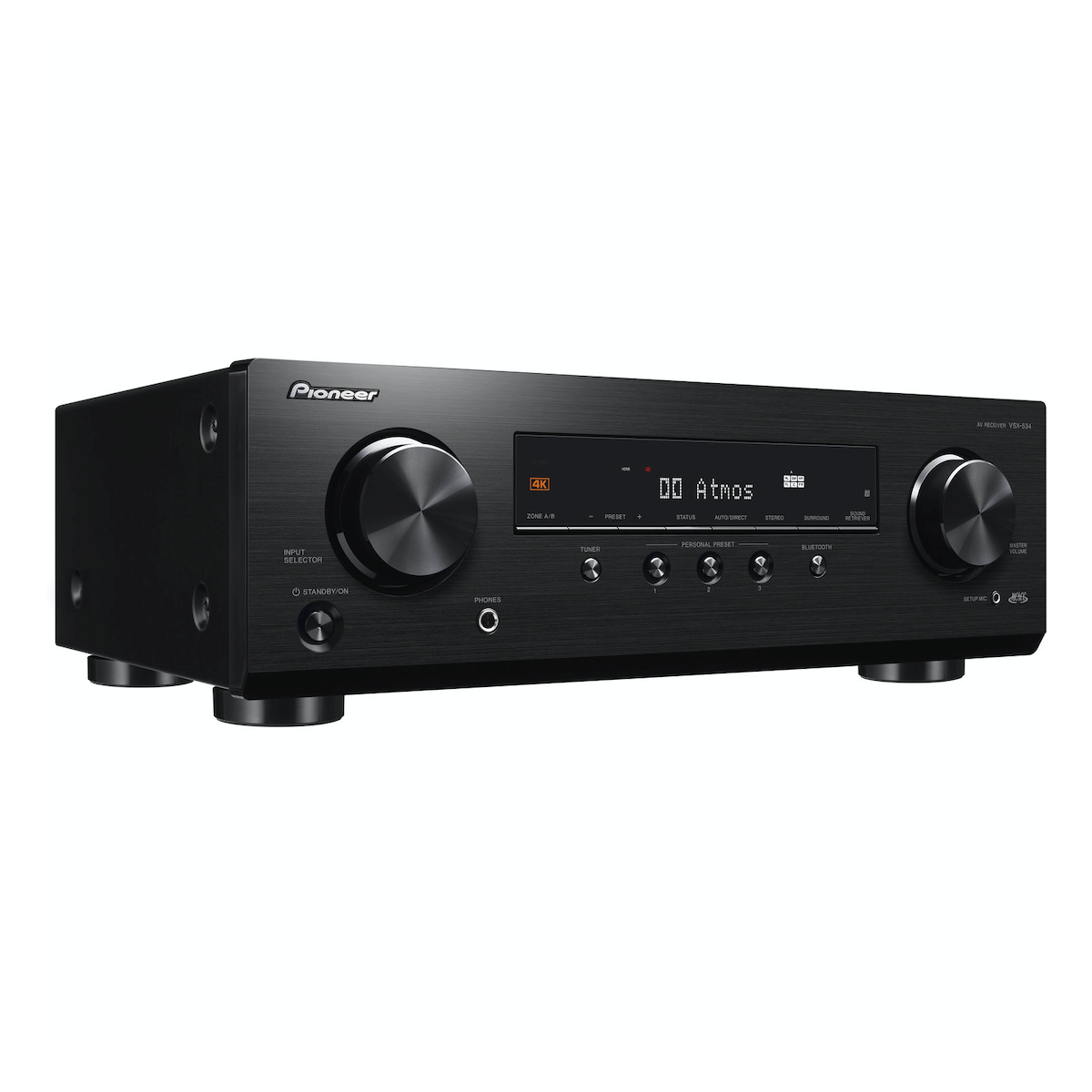 Pioneer VSX-534 - 5.2 Channel AV Receiver - AVStore.in