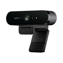 Logitech BRIO - Ultra HD Pro Webcam, Logitech, Webcam - AVStore.in