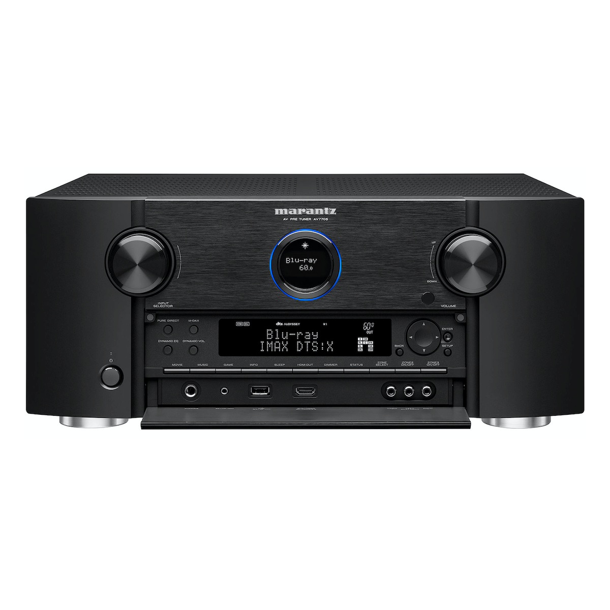 Marantz AV7705 - 11.2 Channel Pre-Amplifier - AVStore.in