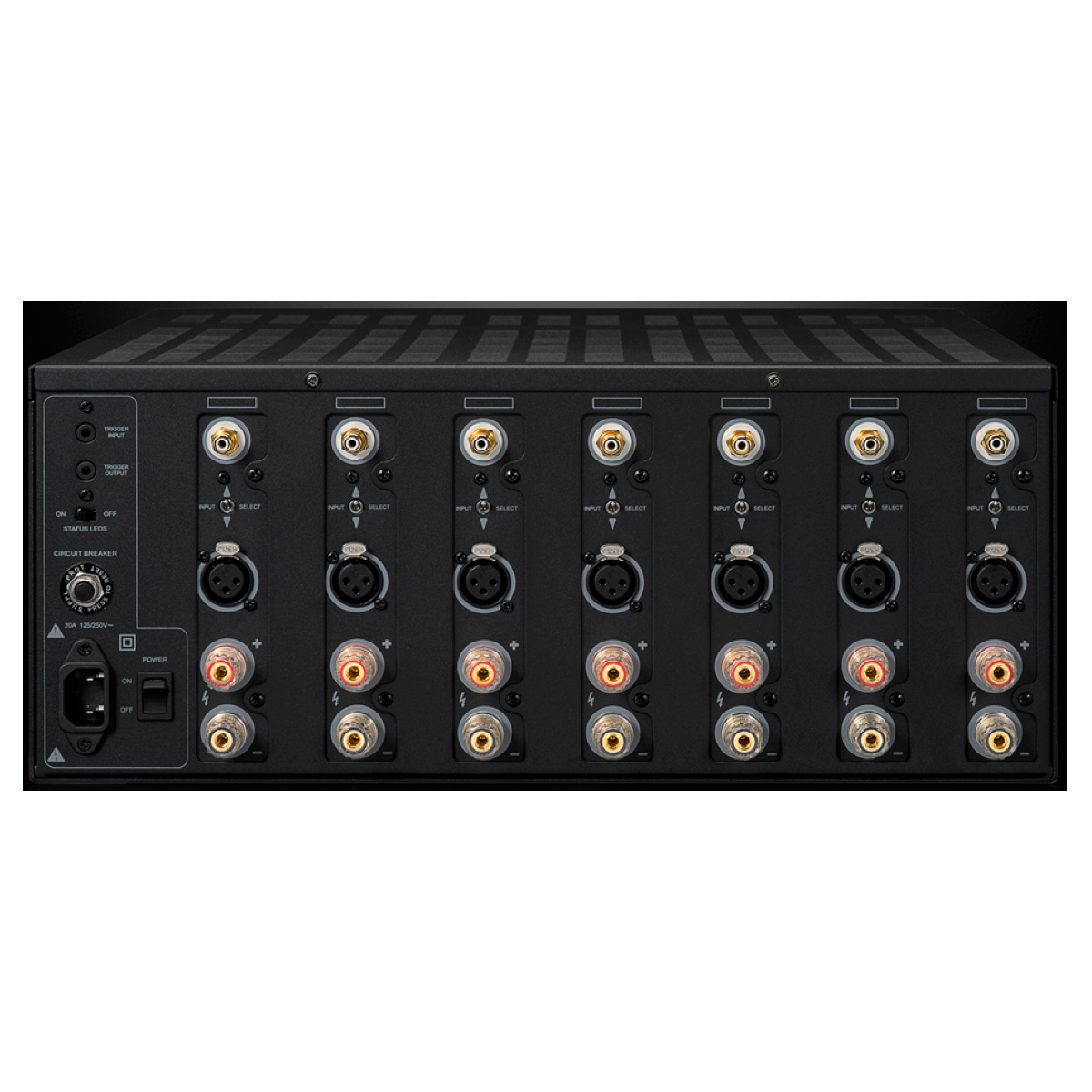 Emotiva XPA-7 Gen3 - 7 Channel Power Amplifier - AVStore