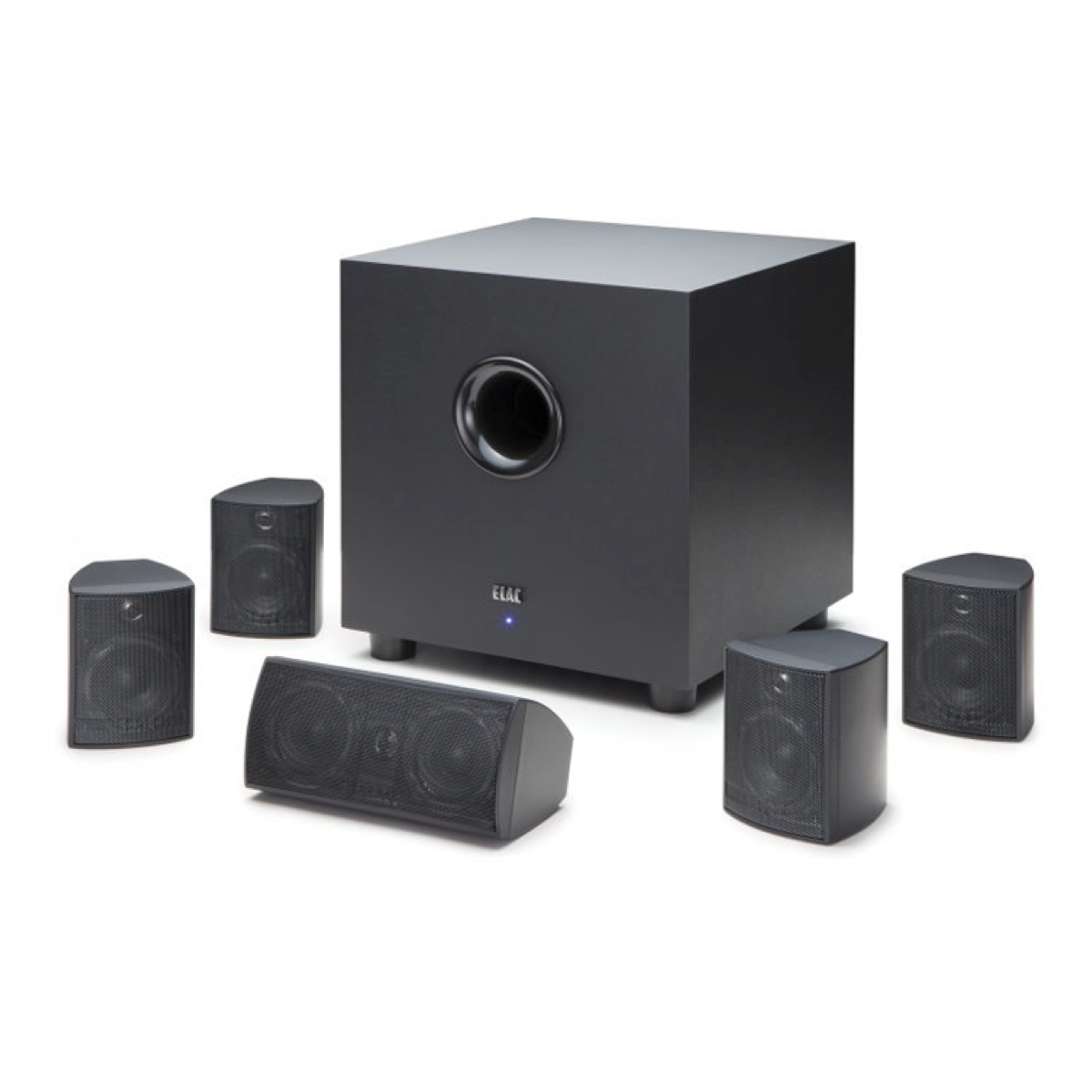 ELAC Cinema 5 - 5.1 Channel Speaker System - AVStore.in