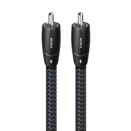 AudioQuest Yukon - RCA-RCA Cable - Pair, AudioQuest, RCA-RCA Cable - AVStore.in