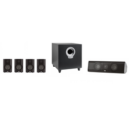 ELAC Cinema 10 - 5.1 Channel Speaker System - AVStore.in