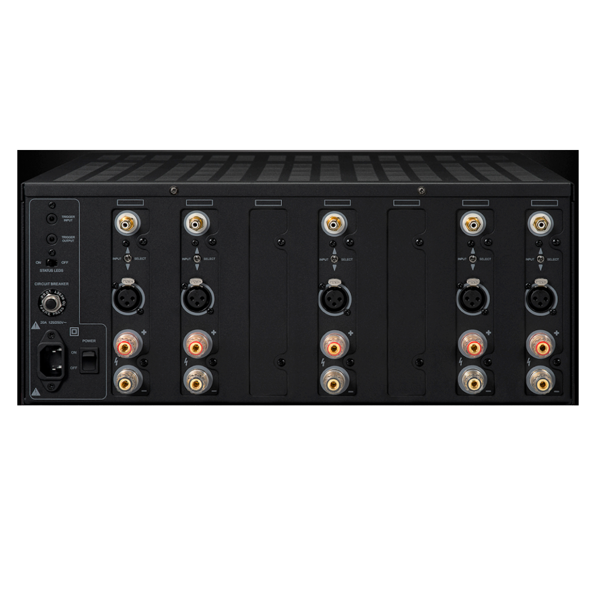 Emotiva XPA-5 Gen3 - 5 Channel Power Amplifier - AVStore.in