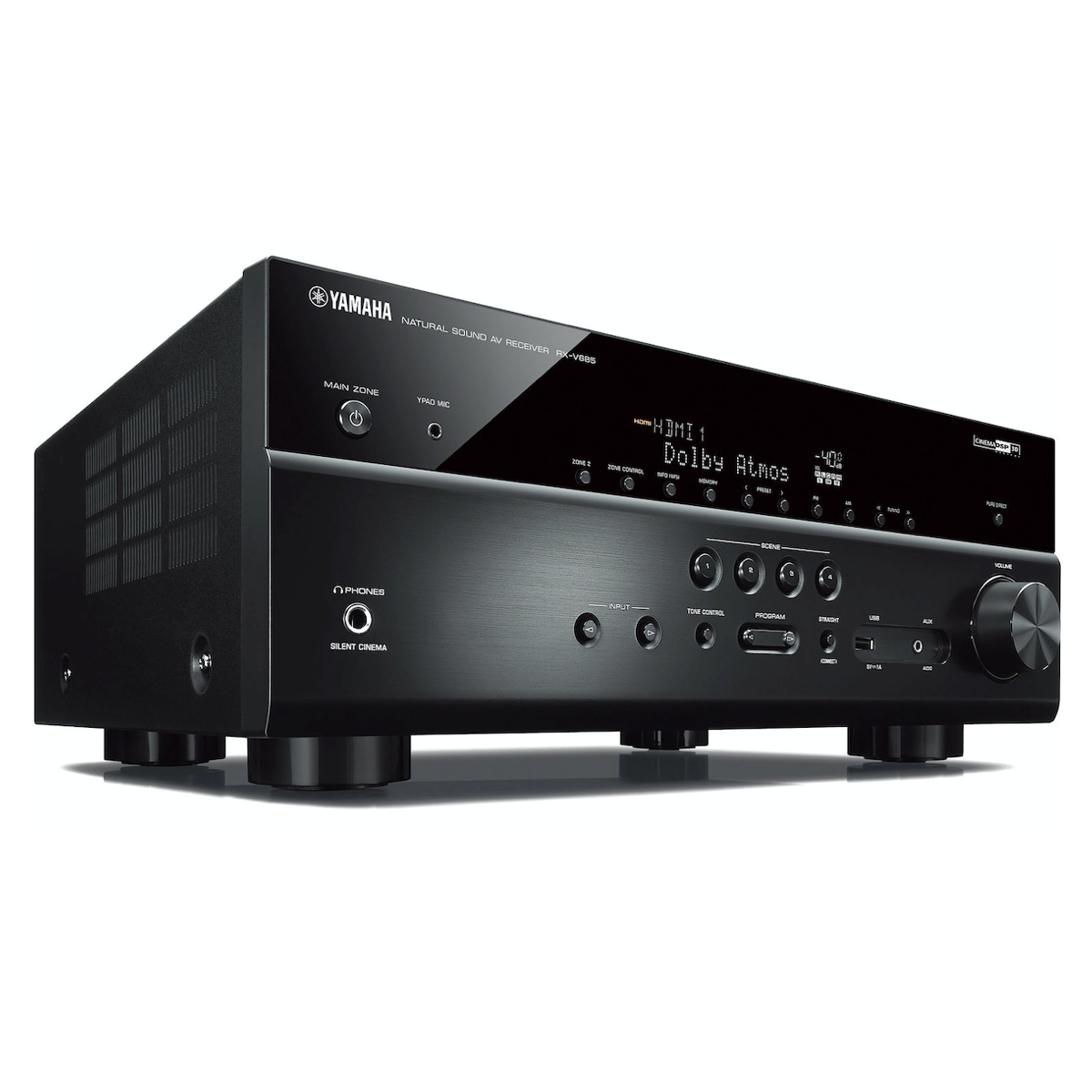 Yamaha RX-V685 - 7.2 Channel AV Receiver, Yamaha, AV Receiver - AVStore.in
