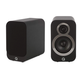 Q Acoustics 3010i - Bookshelf Speaker (Pair), Q Acoustics, Bookshelf Speaker - AVStore.in