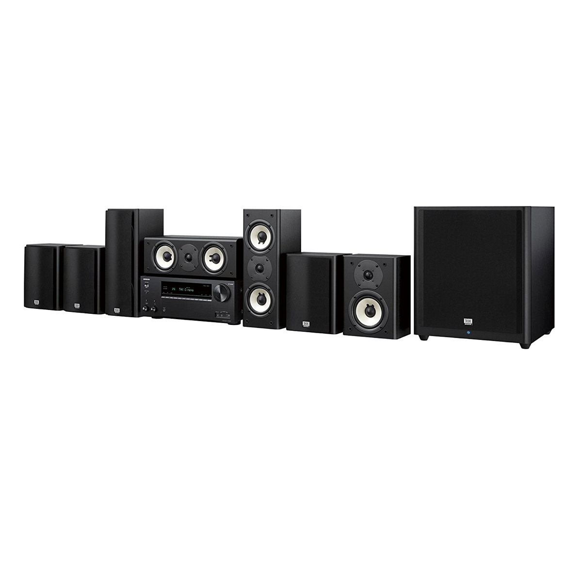 Onkyo HT-S9800THX - 7.1 Channel Home Theatre System, Onkyo, Home Theatre in a Box - AVStore.in