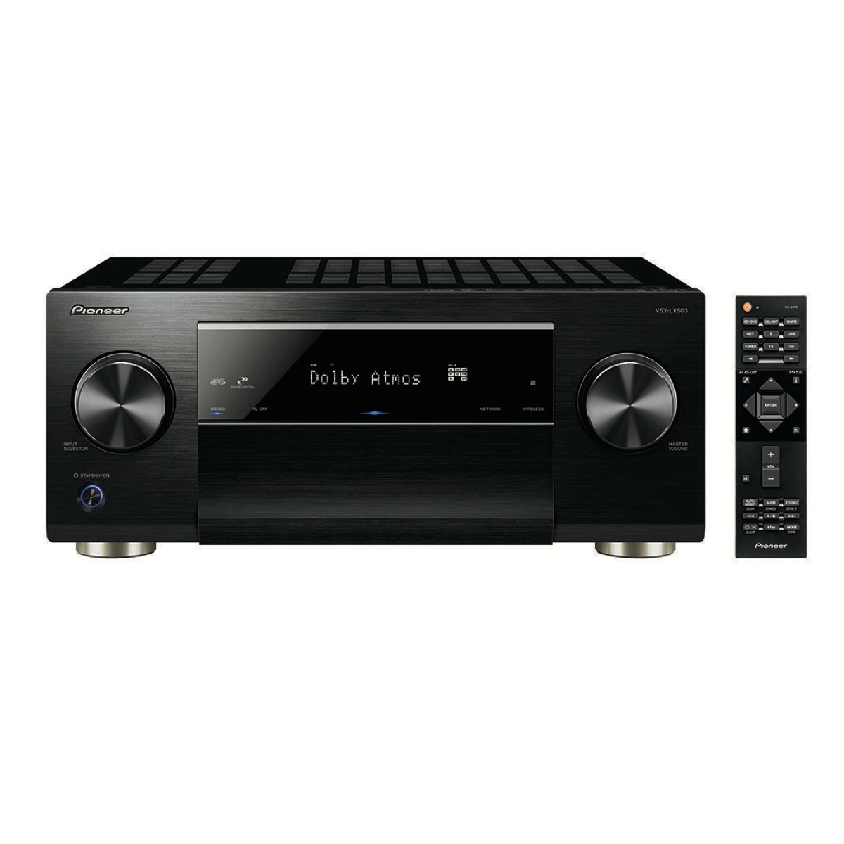 Pioneer VSX LX-503 - 9.2 Channel Network AV Receiver - AVStore.in