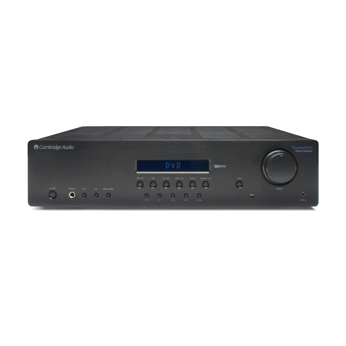 Cambridge Audio Topaz SR10 (v2) - Stereo Receiver - AVStore.in